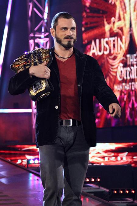 Austin Aries / imagen cortesía de ImpactWrestling.com para Súper Luchas