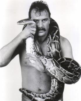 Jake The Snake Roberts / Classic Picture / WWE.com