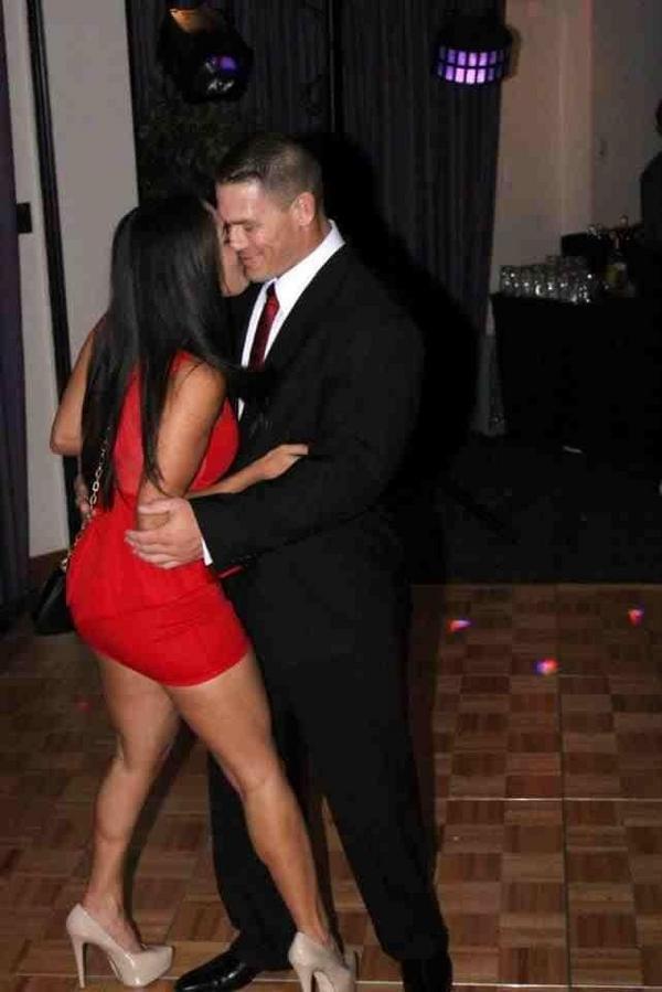 Imágenes: Nikki Bella y John Cena juntos – Cena bailando el ...