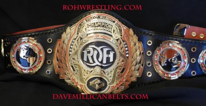 ROH World Championship / twitter.com/ringofhonor
