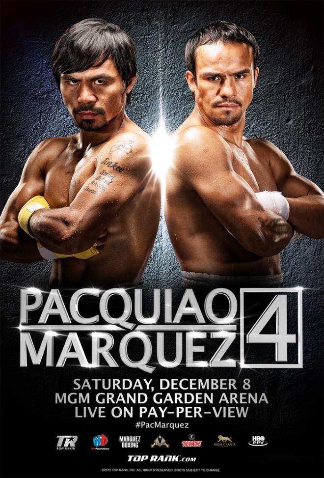 Juan Manuel Márquez-Manny Paquiao IV la pelea del año,
