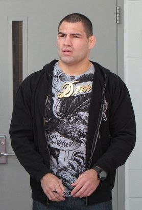Cain Velásquez / Photo by Adam Etheridge - Creative Commons License