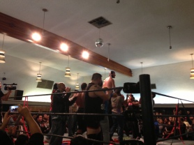 PWG Despide a El Genérico (12/1/13) / Photo by: Marco D'Alfonso - PWTorch.com