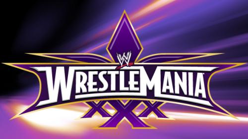 Logo de WrestleMania XXX