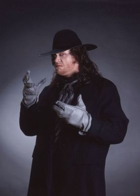 Undertaker Old School / ©2013 WWE.com