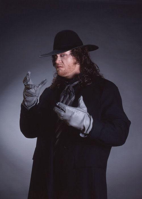 Undertaker Old School / ©2013 WWE.com