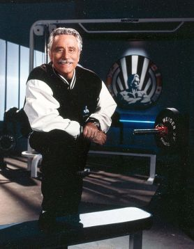 Joe Weider / Photo by Tblinn / Wikimedia Commons