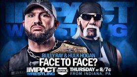 ¿Bully Ray y Hulk Hogan cara a cara? |impactwrestling.com