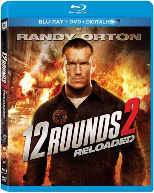 Randy Orton en12 Rounds 2: Reloaded // imagen por amazon.com