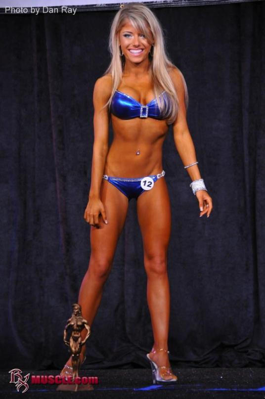 Alexis Kaufman / Muscle.com