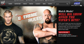 Randy Orton vs Big Show // imagen capturada de wwe