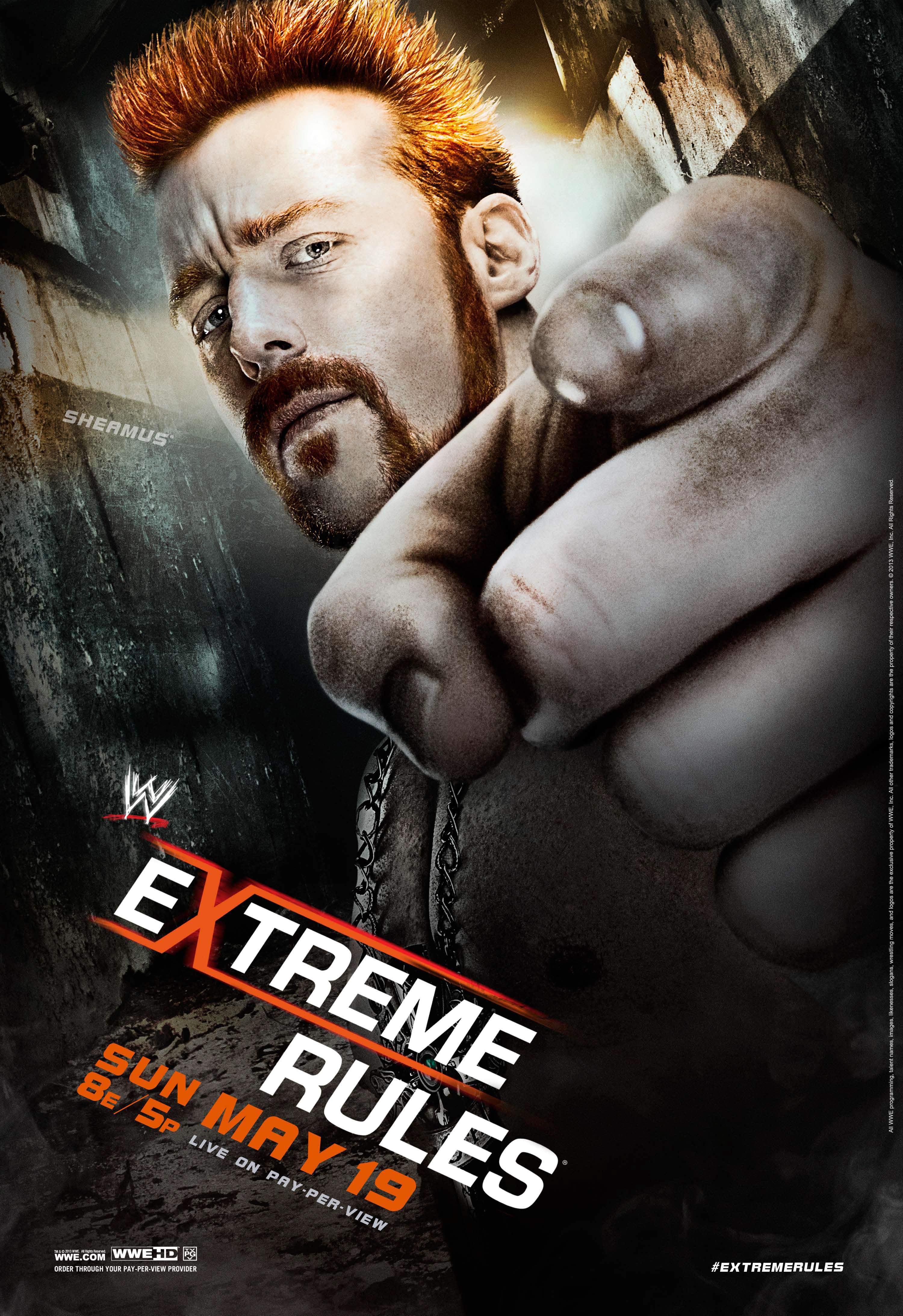 WWE Extreme Rules 2013 (Cobertura y Resultados 19 de mayo) – Brock