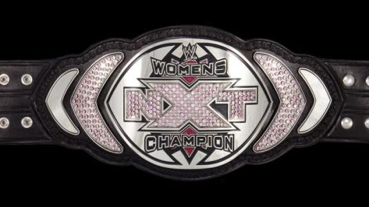 WWE NXT Women's Championship / Twitter.com/StephMcMahon