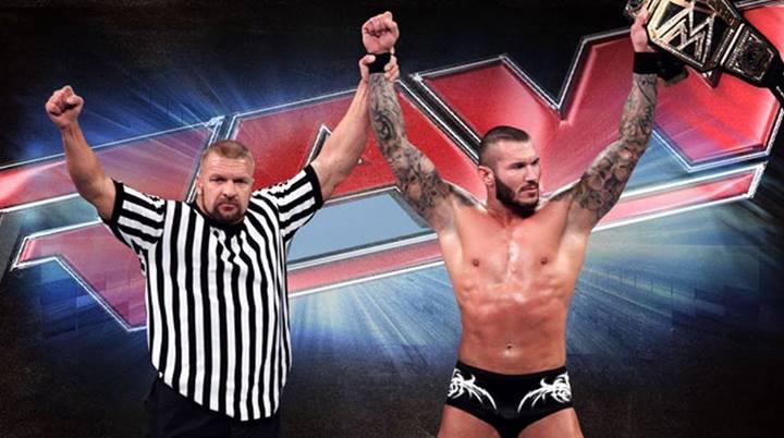 WWE RAW (19/8/13)