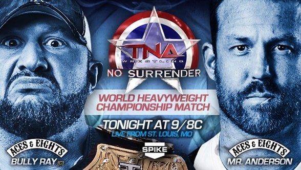 TNA No Surreder 2013 / impactwrestling.com