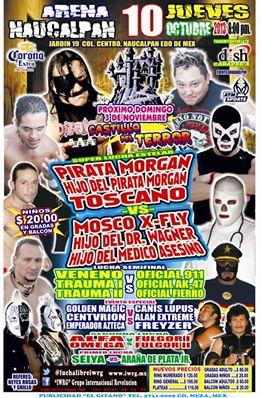 10 de octubre Naucalpan