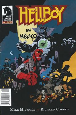 En Halloween: Luchadores contra Monstruos Parte 3: Hell Boy contra Camazotz. 2