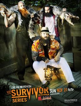 HFW Noticias Survivor_series_2013
