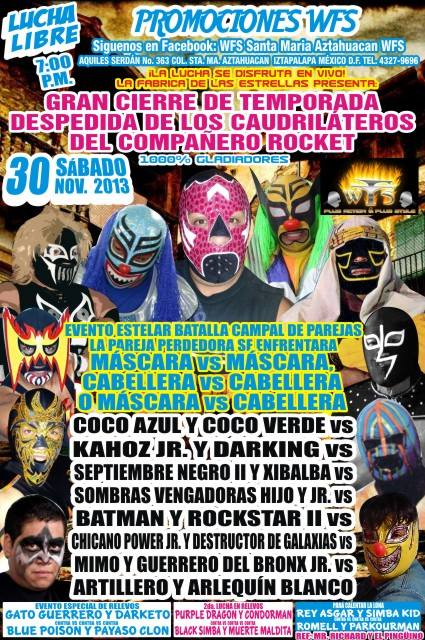 30 nov aztahuacan